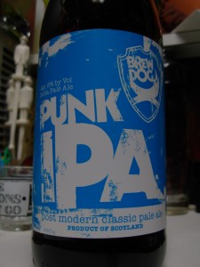Brew Dog Punk IPA e1292893659988 225x300 Mikes Christmas Party and Beer
