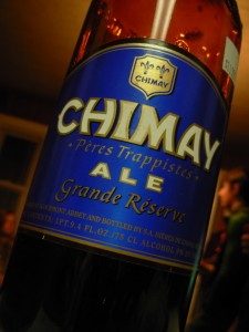Chimay Grand Reserve e1292891478271 225x300 Mikes Christmas Party and Beer