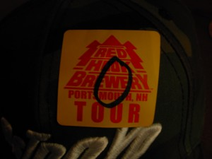 Hat With Tour Sticker 300x225 Adventures   Portsmouth NH Part 3, Red Hook Ales
