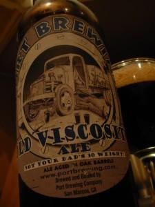 Old Viscosity Ale e1291678834329 225x300 Port Brewing Old Viscosity Ale