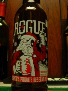 Rogue Santas Private Reserve e1292893929862 225x300 Mikes Christmas Party and Beer