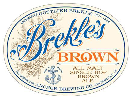 breklelogo Anchor Brewing: Craft Beer Pioneers to Debut New Release   February 17th
