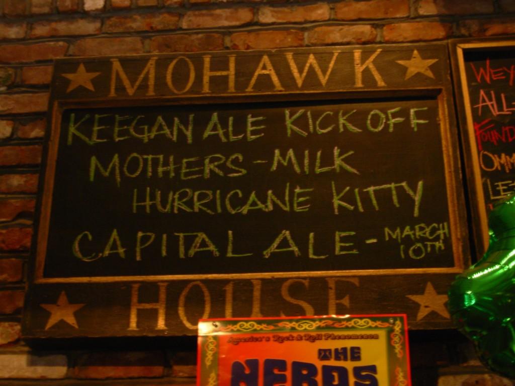 DSCN45522 1024x768 Keegan Ales Night At Mohawk House