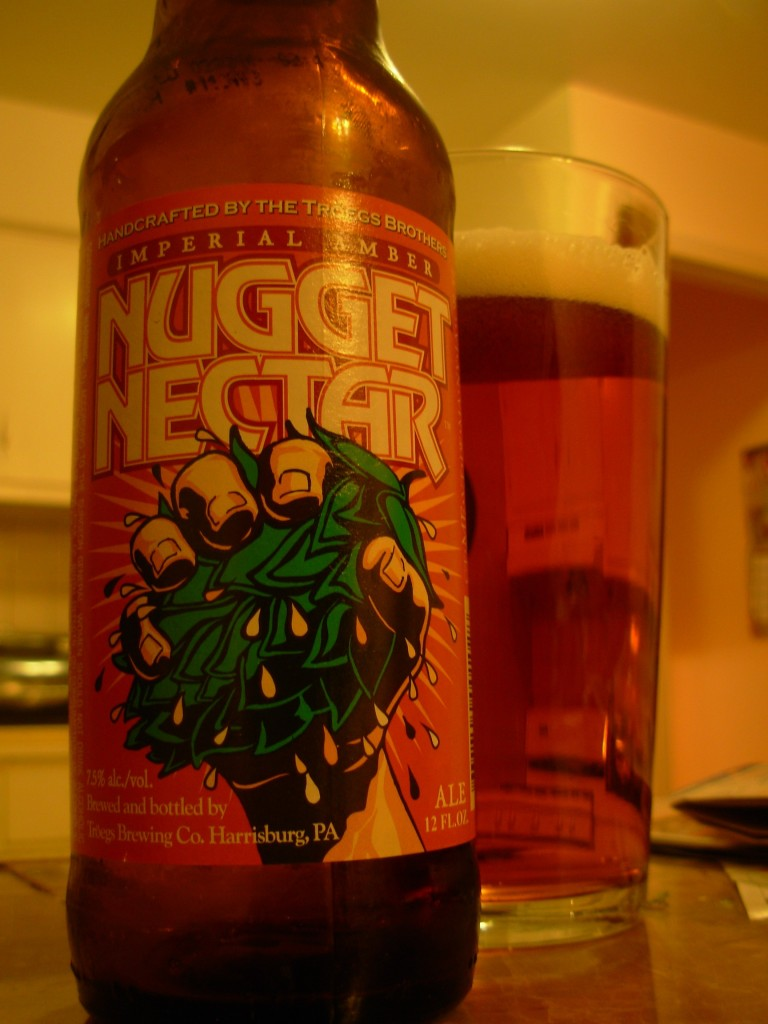 Nugget Nectar In Glass 768x1024 Spotlight   Nugget Nectar Madness