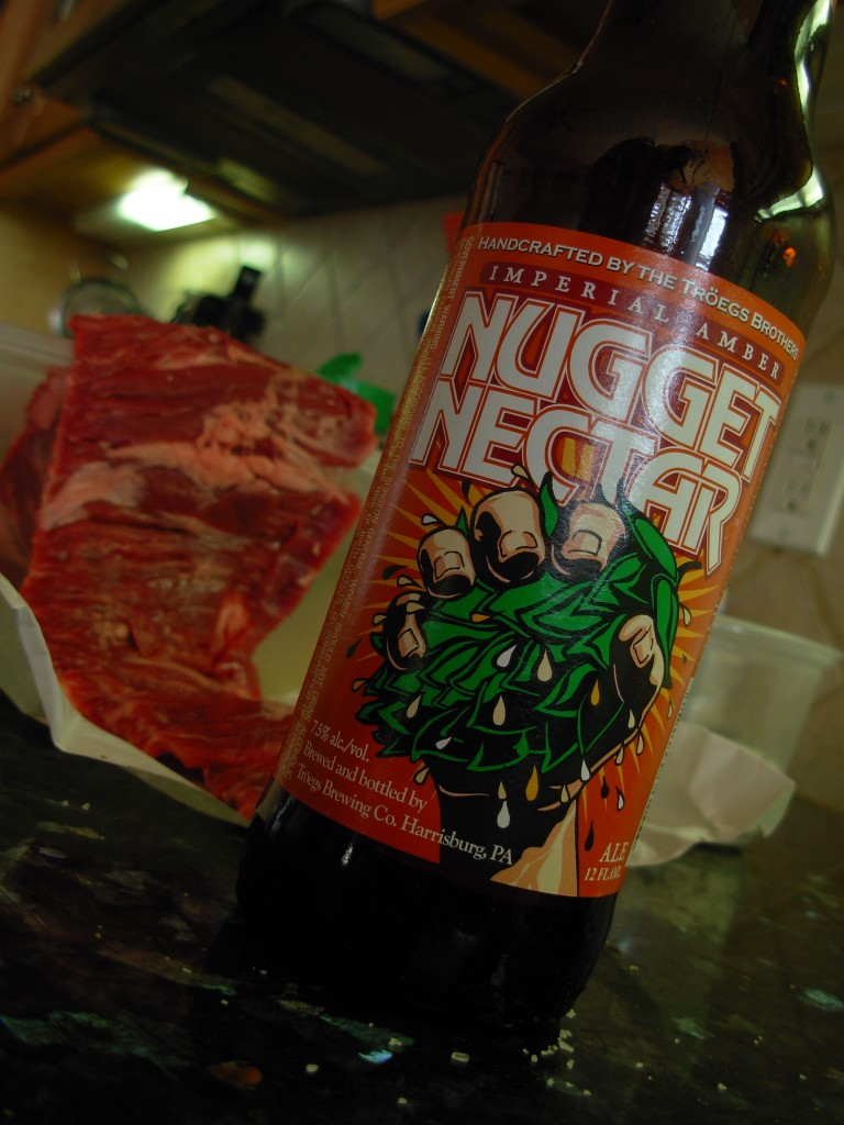 Nugget Nectar With Steak 768x1024 Spotlight   Nugget Nectar Madness