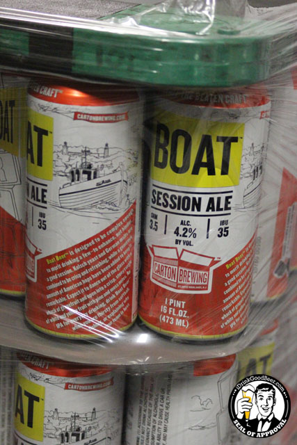 Empty Boat Cans 2