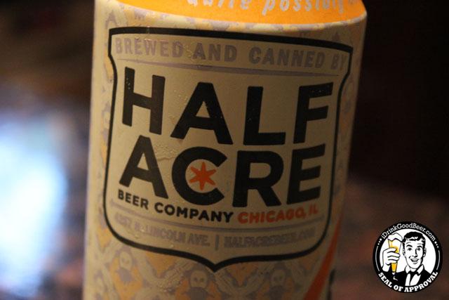 Half Acre Over Ale 5