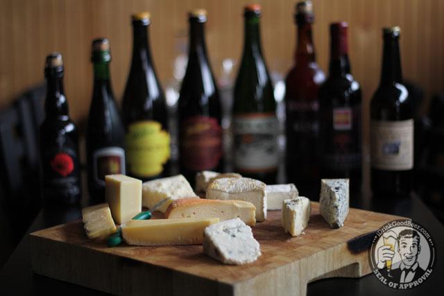 Cheese Pairing 2