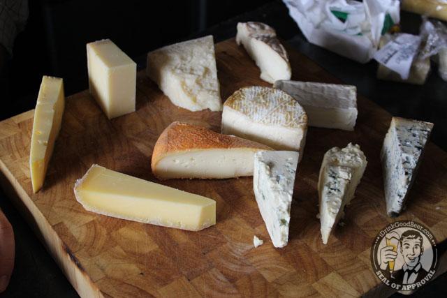 Cheese Pairing 9