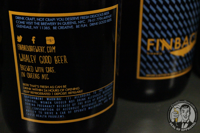 Finback Brewery 8