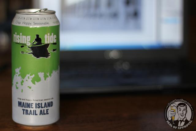 Rising Tide - Maine Island Trail Ale