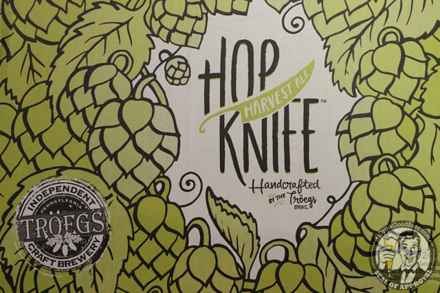 Troegs Craft Brewery - Hop Knife - IPA 3