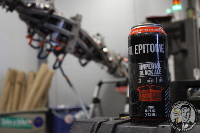 Carton Brewing Company Epitome 10