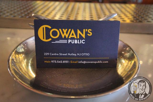 Cowans Public Nutley New Jersey 1