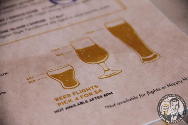 Cowans Public Nutley New Jersey Beer Menu 2