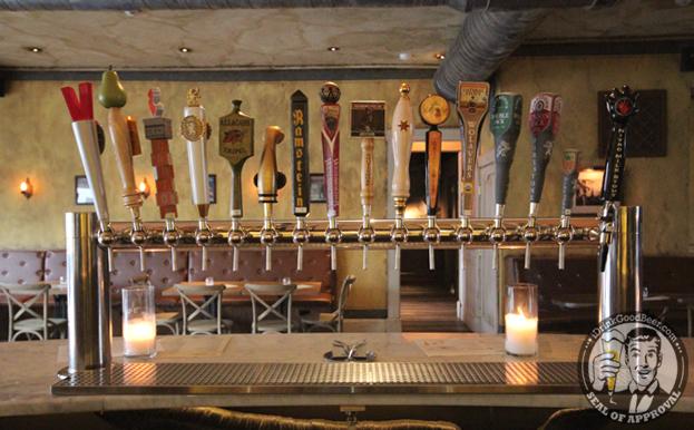 Cowans Public Nutley New Jersey Beer Tap Handles 2