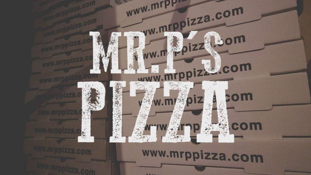 MR P'S PIZZA BLOG