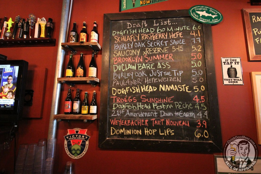 The Pickled Pig Pub 11