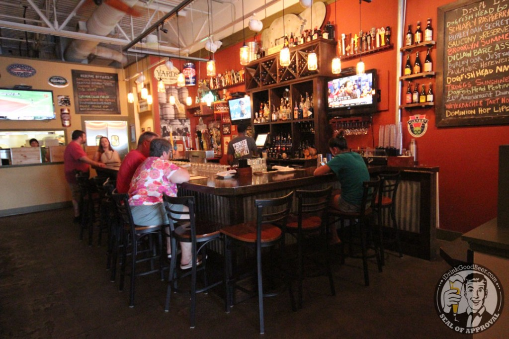 The Pickled Pig Pub 12