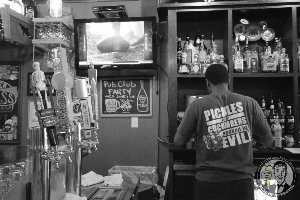 The Pickled Pig Pub BW