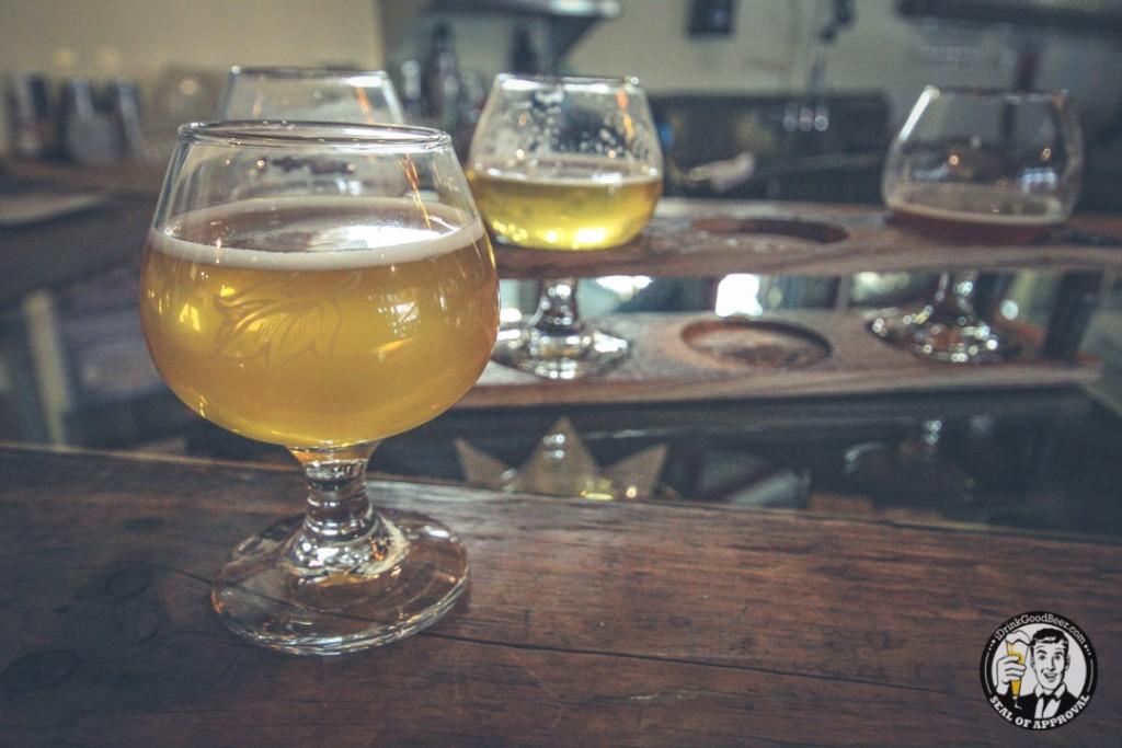 Maine Craft Beer Allagash Brewing Company