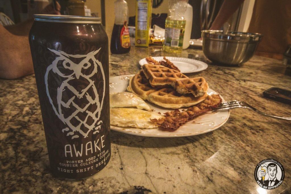 NIghtshift Brewing Awake