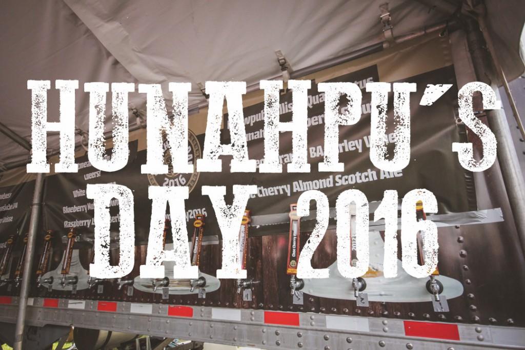 HUNAHPU'S DAY 2016