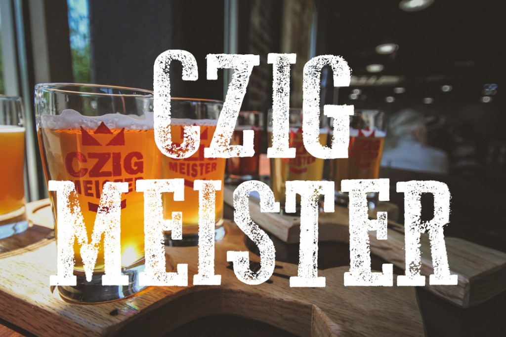 CZIG MEISTER BREWING BLOG