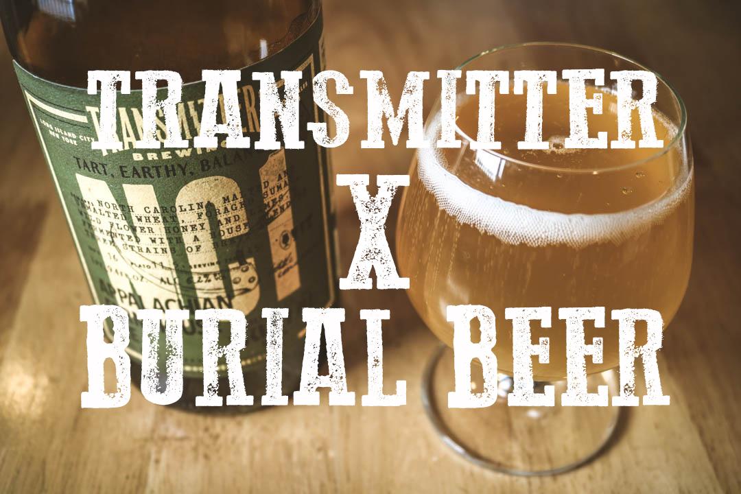 TRANSMITTER BURIAL BEER NC1 BLOG