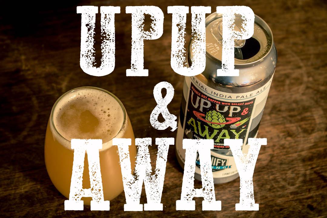 UP UP & AWAY BLOG