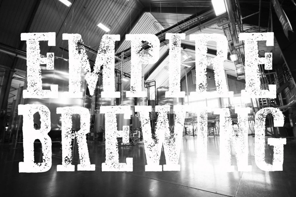 EMPIRE BREWING BLOG