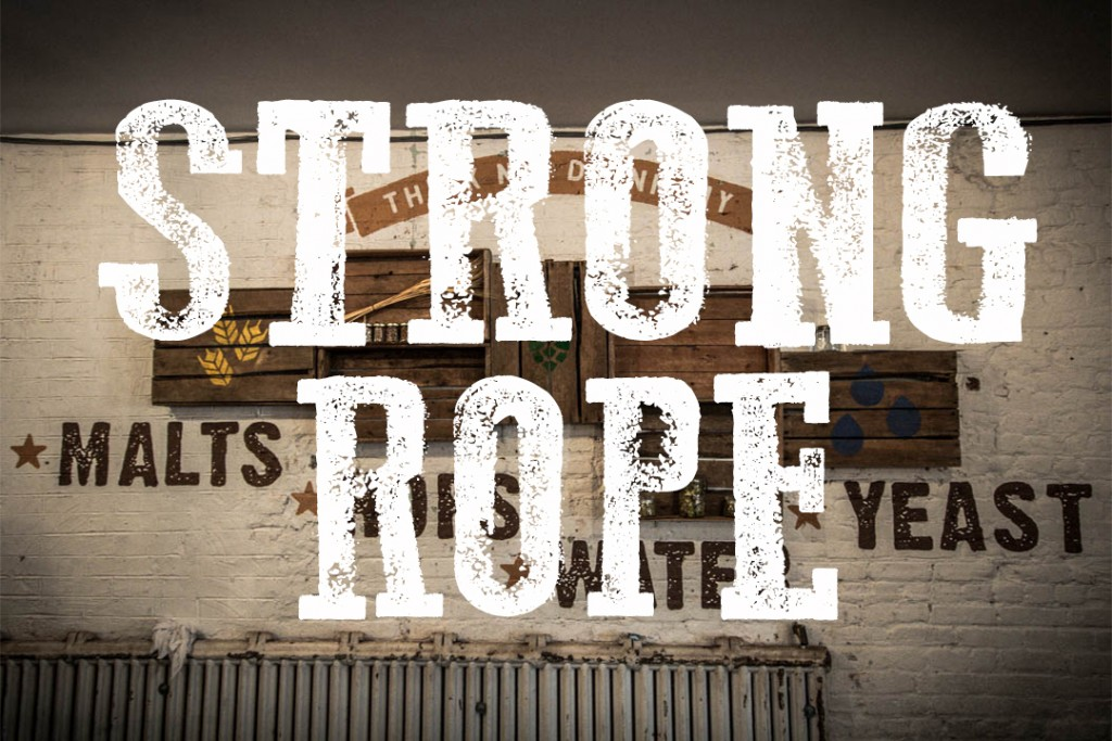 STRONG ROPE BLOG
