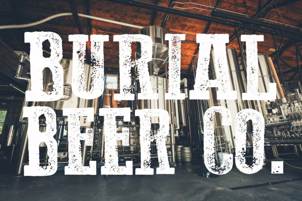 BURIAL BEER CO BLOG